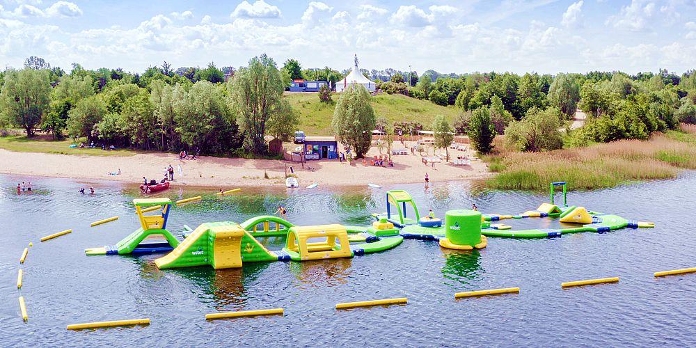unique design huge selection of buy online Wasser-Fun-Park -Leipzig
